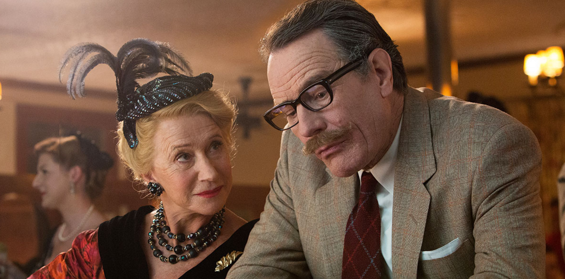 "Bryan Cranston and Helen Mirren Star in ""Trumbo"""