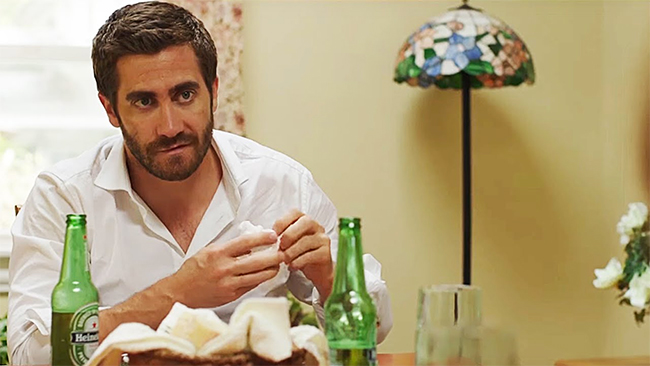 Jake Gyllenhaal is Davis in Demolition