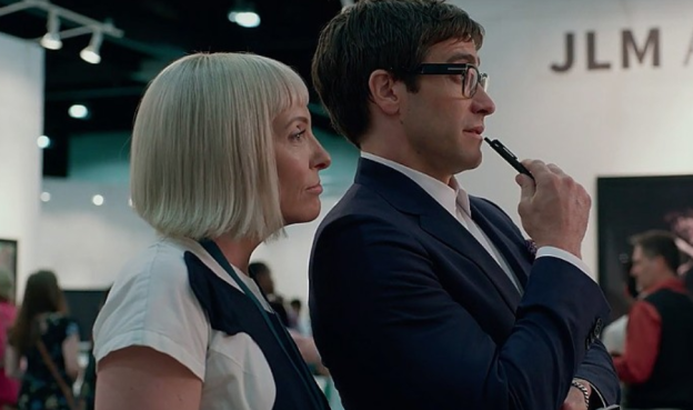 Jake Gyllenhaal and Toni Collette in Velvet Buzzsaw