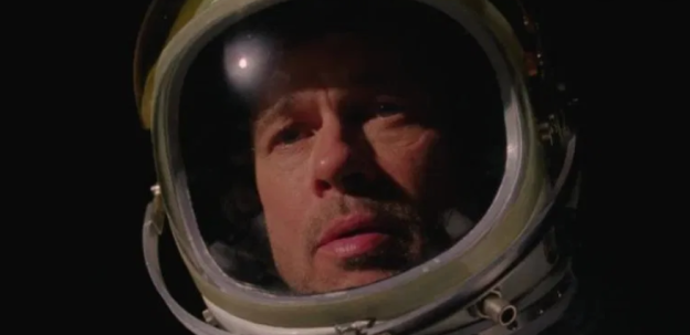 Brad Pitt is Astronaut Roy McBride in Ad Astra