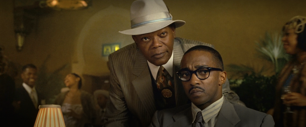 "Samuel L. Jackson and Anthony Mackie Star in ""The Banker"""