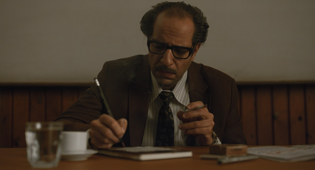 Ahmed Amin plays the iconic Dr. Refaat Ismail